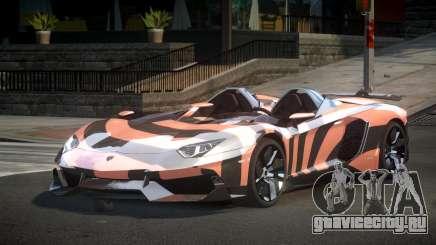 Lamborghini Aventador GST-J S1 для GTA 4