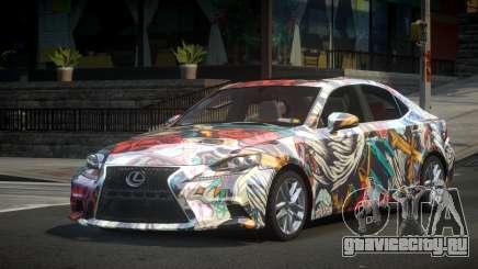 Lexus IS350 GT S10 для GTA 4