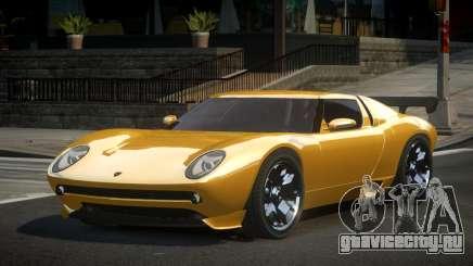 Lamborghini Miura U-Style для GTA 4