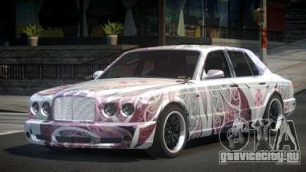 Bentley Arnage Qz S5 для GTA 4