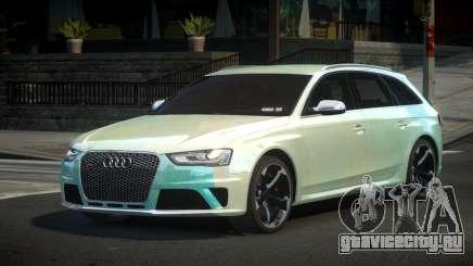 Audi RS4 SP S2 для GTA 4