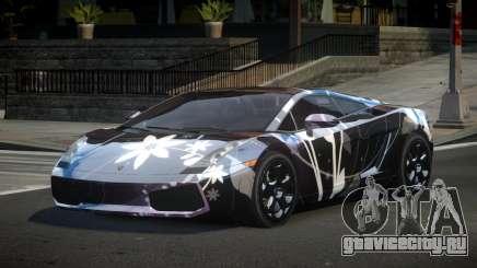 Lamborghini Gallardo PS-I Qz S6 для GTA 4