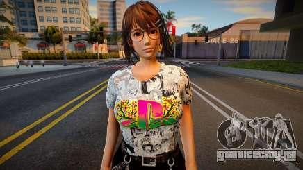 Tsukushi - Playstation Ahegao для GTA San Andreas