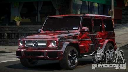 Mercedes-Benz G65 BS-U S8 для GTA 4