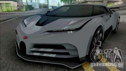 Bugatti Centodieci EB110 Homage 2019 для GTA San Andreas