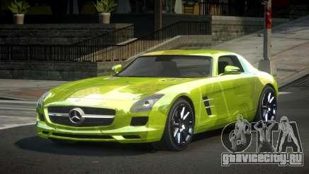 Mercedes-Benz SLS PS-I S2 для GTA 4