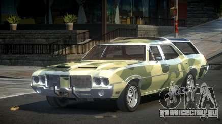 Oldsmobile Vista Cruiser US S2 для GTA 4