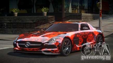 Mercedes-Benz SLS BS S2 для GTA 4