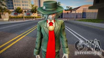 Edmond Dantes from Fate Grand Order для GTA San Andreas