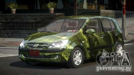 Hyundai Getz GS PJ5 для GTA 4