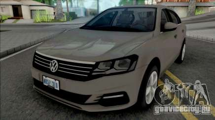 Volkswagen Lavida 2017 для GTA San Andreas