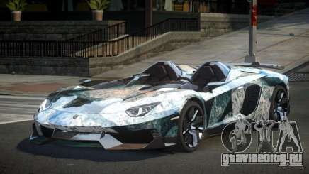 Lamborghini Aventador GST-J S4 для GTA 4