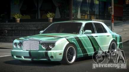 Bentley Arnage Qz S9 для GTA 4