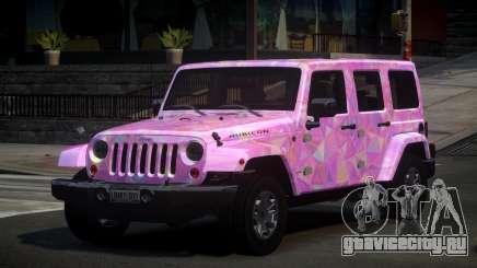 Jeep Wrangler US S3 для GTA 4