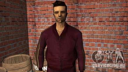 Claude Speed in Vice City (Play11) для GTA Vice City