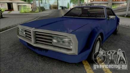 Classique Merida для GTA San Andreas