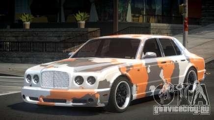 Bentley Arnage Qz S8 для GTA 4