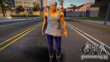 Lee New Clothing 7 для GTA San Andreas