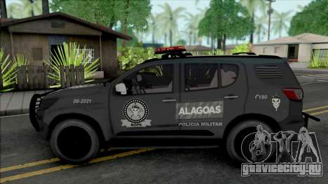 Chevrolet Trailblazer BOPE PMAL для GTA San Andreas
