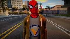 Miles Morales Suit 16 для GTA San Andreas