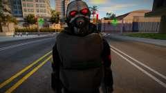 Combine Soldier 104 для GTA San Andreas
