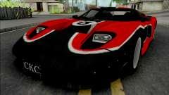 Ford GT Nikki (NFS Carbon)
