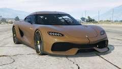 Koenigsegg Gemera 2020〡add-on для GTA 5