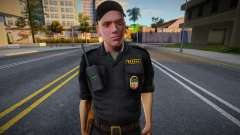 Русский охранник 1 для GTA San Andreas