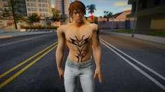 Shin New Clothing 9 для GTA San Andreas