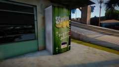Sprunk Vending Machine SA Style для GTA San Andreas