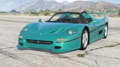 Ferrari F50 1995〡add-on v2.2 для GTA 5