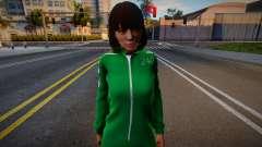 Squid Game Skin для GTA San Andreas