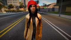 Monki Winter 1 для GTA San Andreas