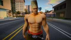 Paul Gangstar 8 для GTA San Andreas