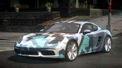 Porsche 718 Qz S7 для GTA 4