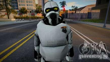 Combine Soldier 91 для GTA San Andreas