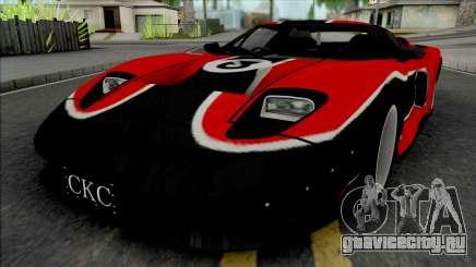 Ford GT Nikki (NFS Carbon) для GTA San Andreas