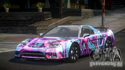 Honda NSX-R US S3 для GTA 4