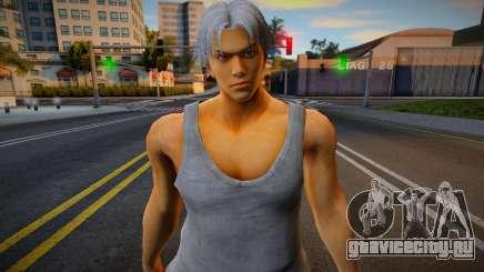 Lee New Clothing для GTA San Andreas