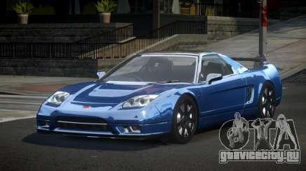 Honda NSX-R US для GTA 4
