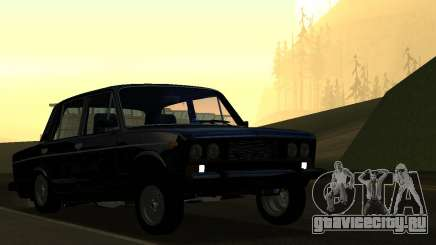 Vaz 2106 AzeLow для GTA San Andreas
