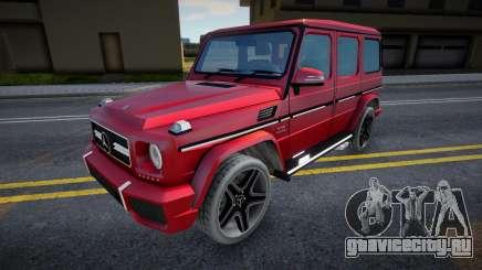 Mercedes-Benz G65 (SA Style) для GTA San Andreas