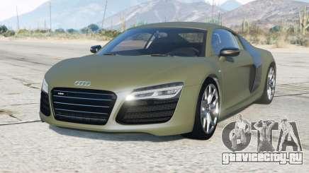 Audi R8 V10 Plus 2012〡add-on для GTA 5