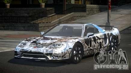 Honda NSX-R US S1 для GTA 4