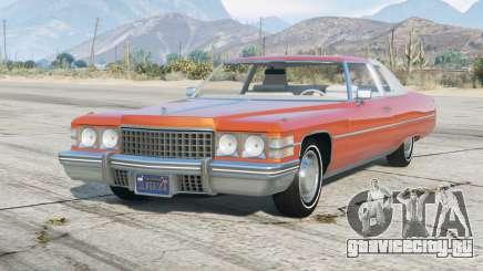 Cadillac Coupe de Ville 1974〡add-on для GTA 5
