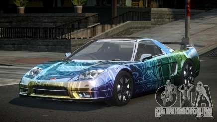 Honda NSX-R US S5 для GTA 4