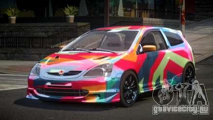 Honda Civic BS-U S6 для GTA 4