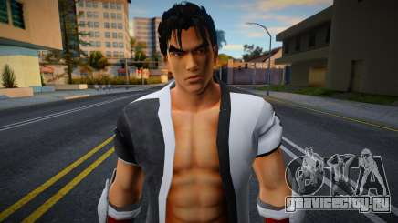 Jin from Tekken для GTA San Andreas