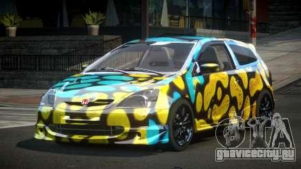 Honda Civic BS-U S4 для GTA 4