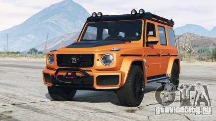 Brabus D35 Adventure (Br.463) 2019〡add-on для GTA 5